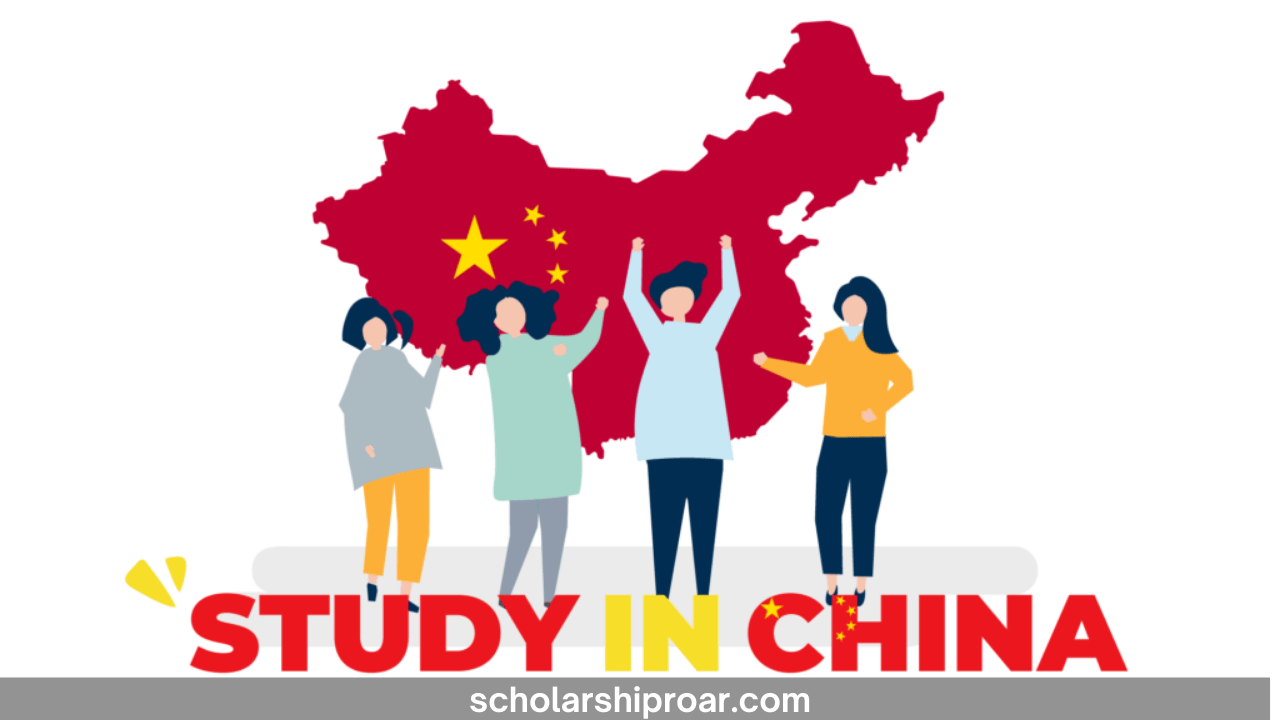 Areas of Study in China