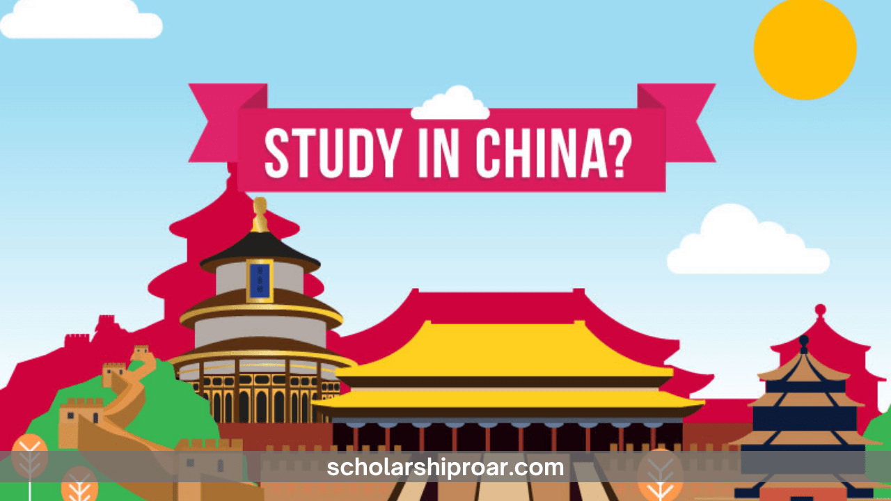 Why study in China