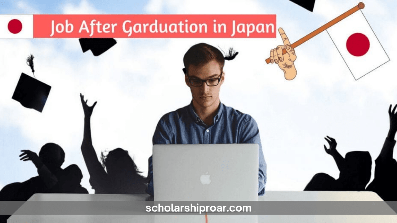How to find job in Japan after graduation