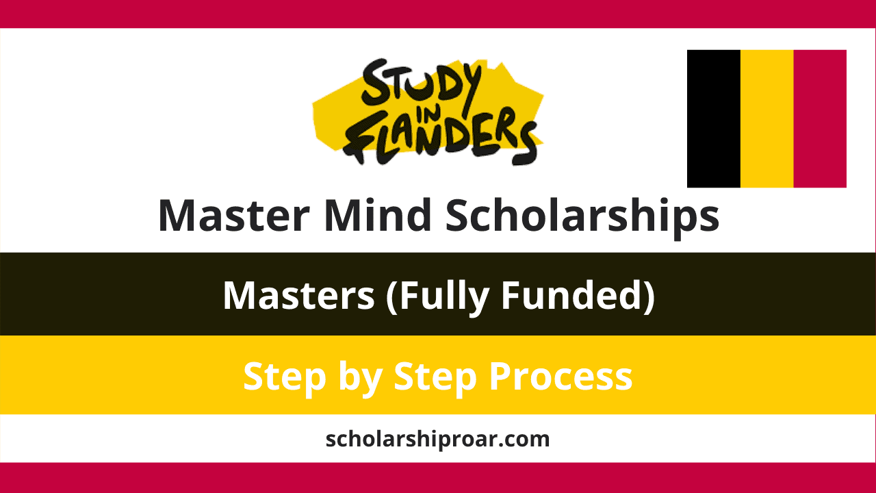 Master Mind Scholarships