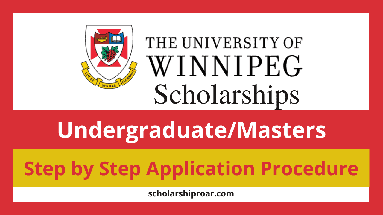 University of Winnipeg Scholarships