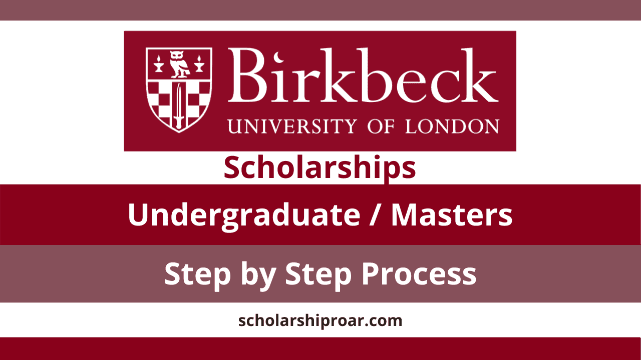 Birkbeck University of London Scholarships