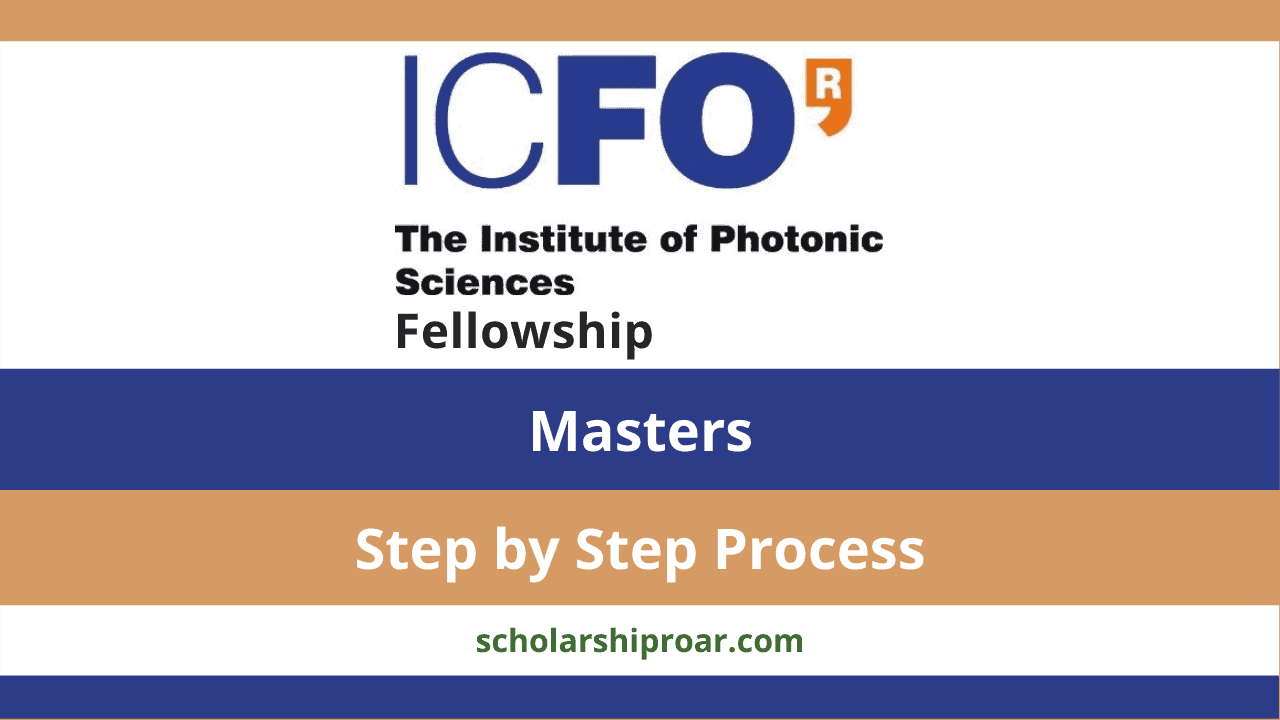 ICFO Fellowship