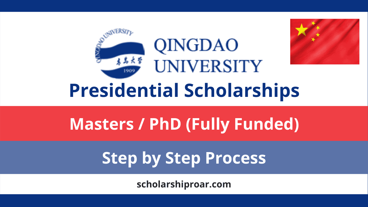 QingDao University Scholarships