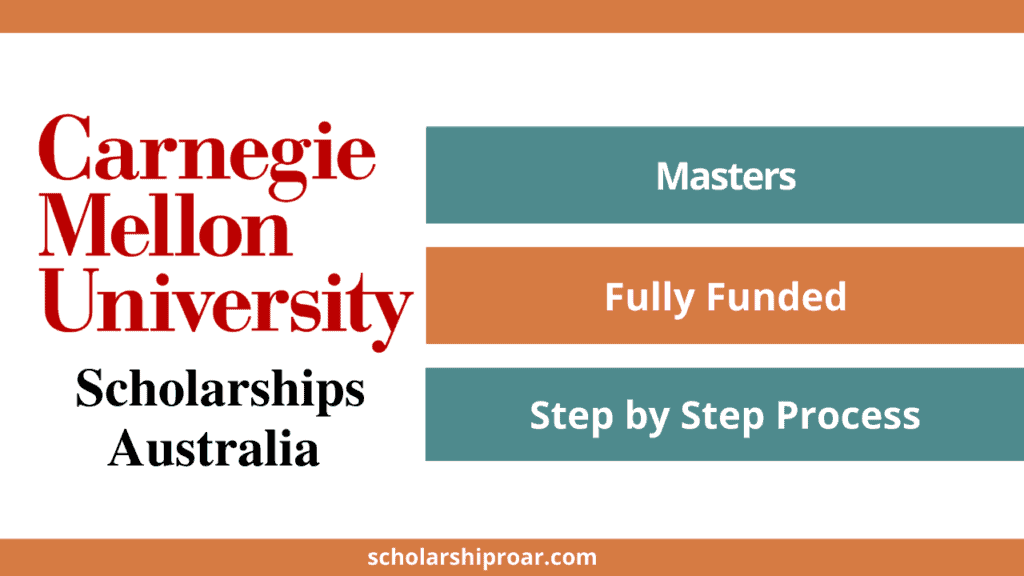 Carnegie Mellon University Scholarships