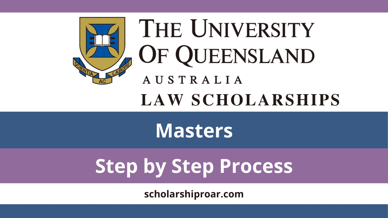 Queensland University Law Scholarships