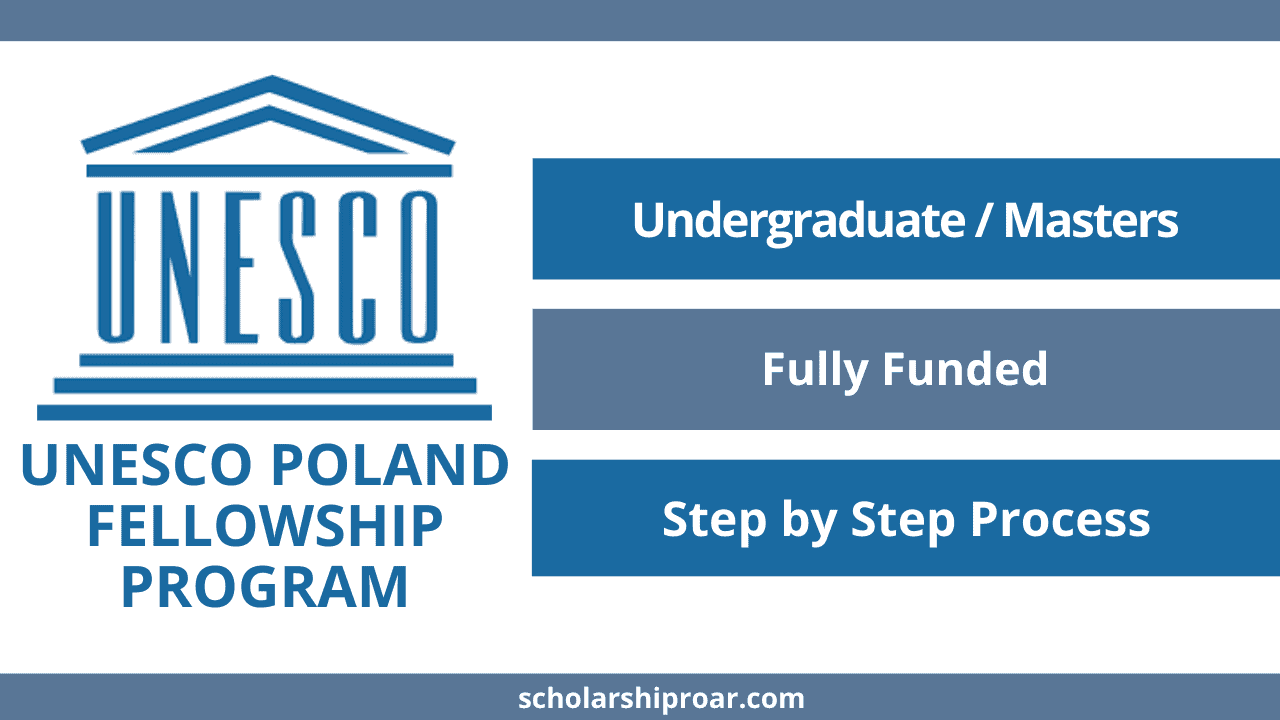 UNESCO Poland Fellowship Program