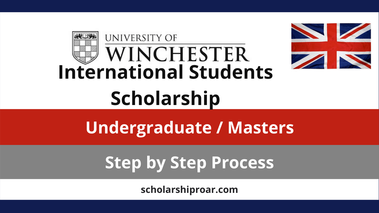 University of Winchester Scholarships