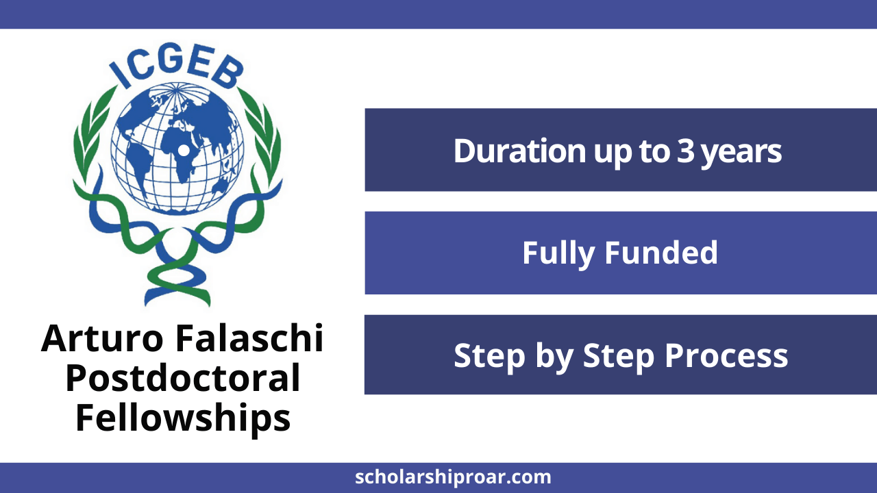 Arturo Falaschi Postdoctoral Fellowships