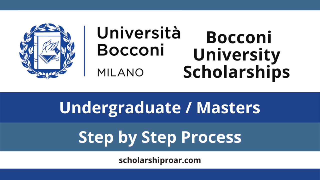 Bocconi University Scholarships