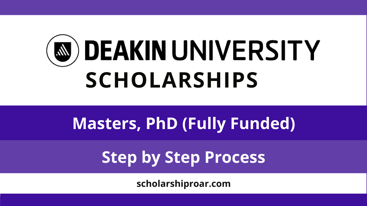 Deakin University Scholarships