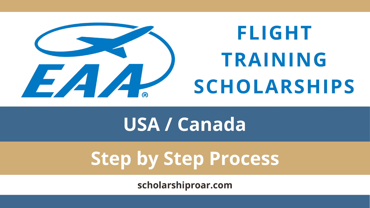 EAA Flight Training Scholarships