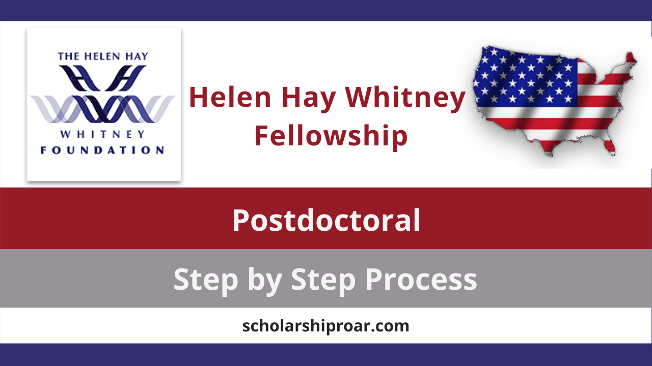 Helen Hay Whitney Fellowship