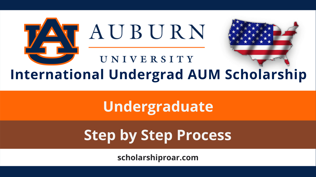 International Undergrad AUM Scholarship
