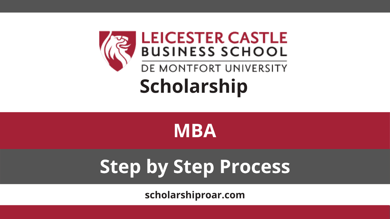Leicester Castle Business School Scholarship