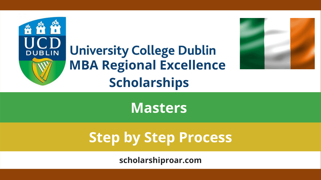 MBA Regional Excellence Scholarships
