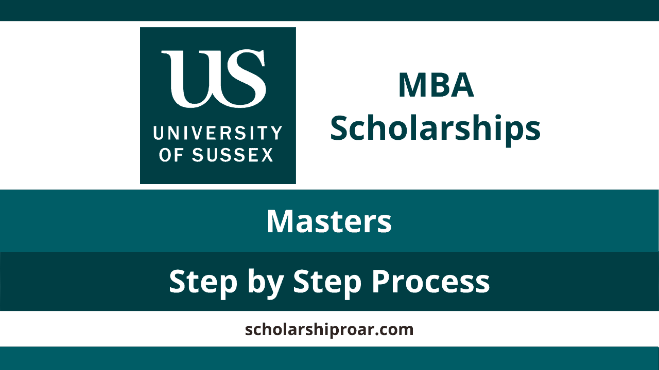 Sussex MBA Scholarships