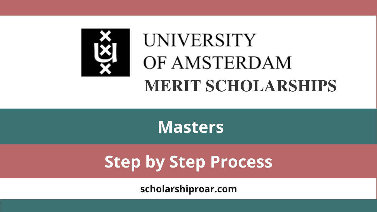 University of Amsterdam Merit Scholarship