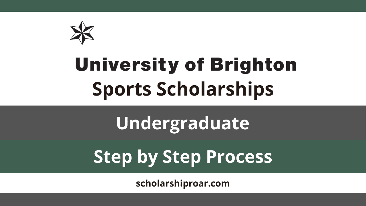 University of Brighton Sports Scholarships
