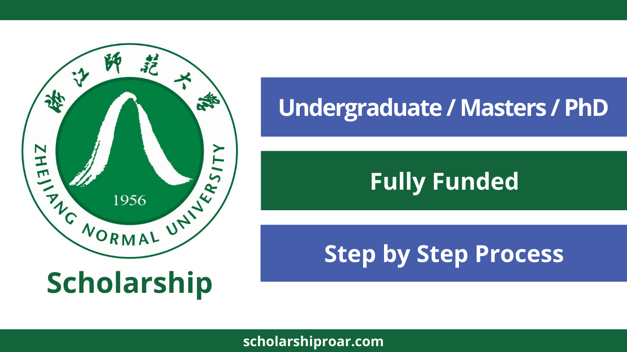 Zhejiang Normal University Scholarship