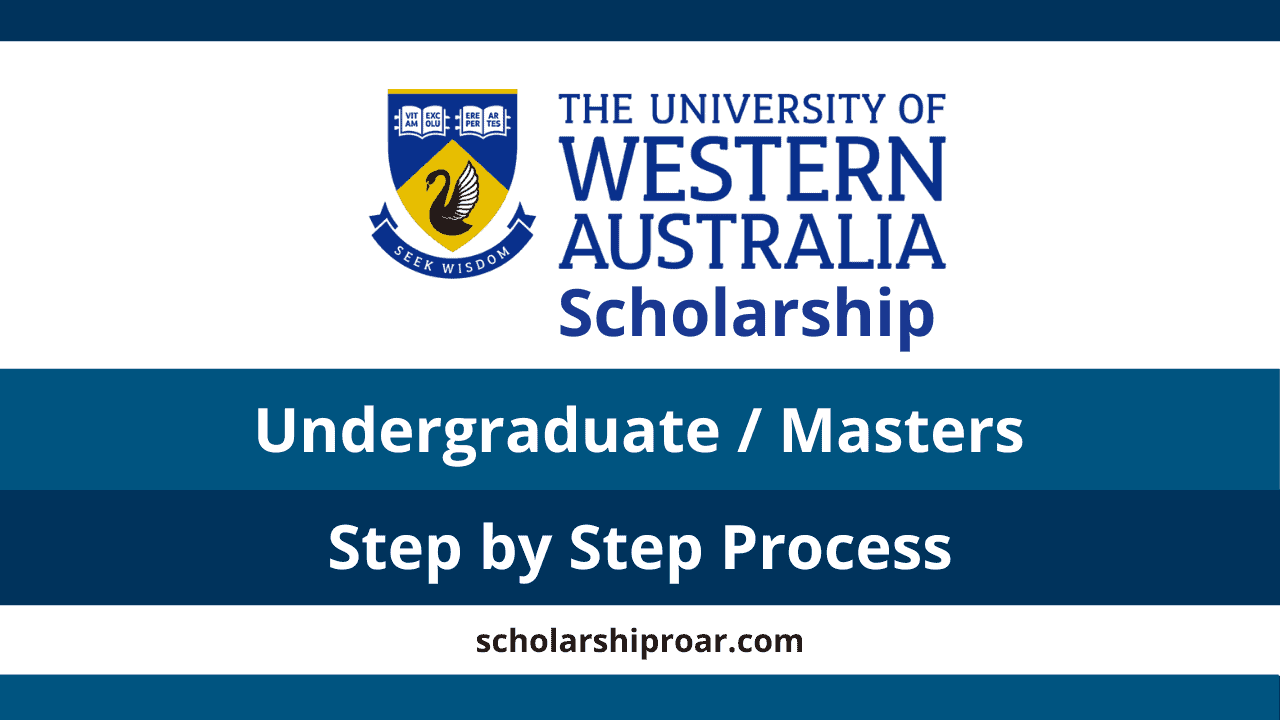 University of Western Australia Scholarships