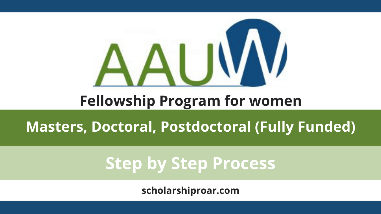 AAUW Fellowship Program