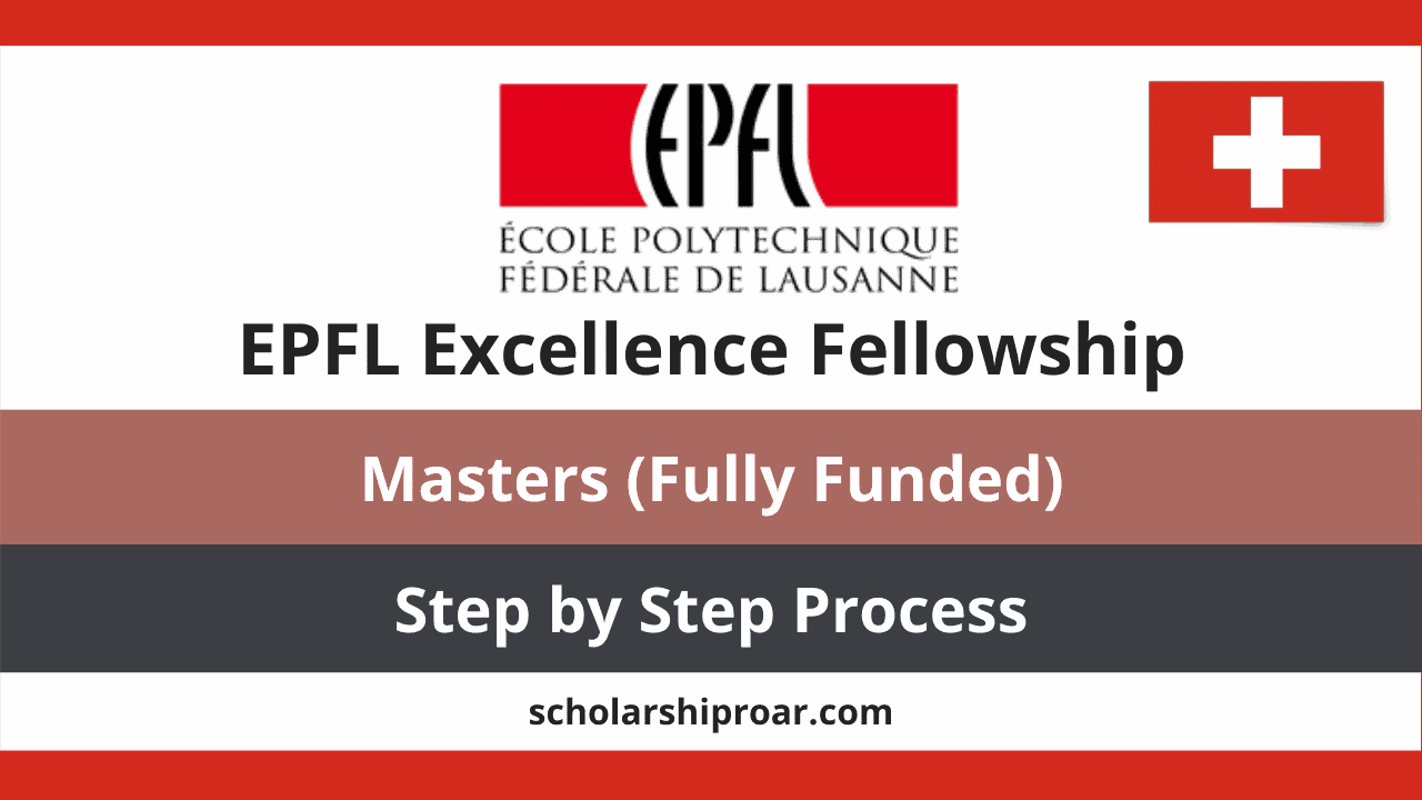 EPFL Excellence Fellowship