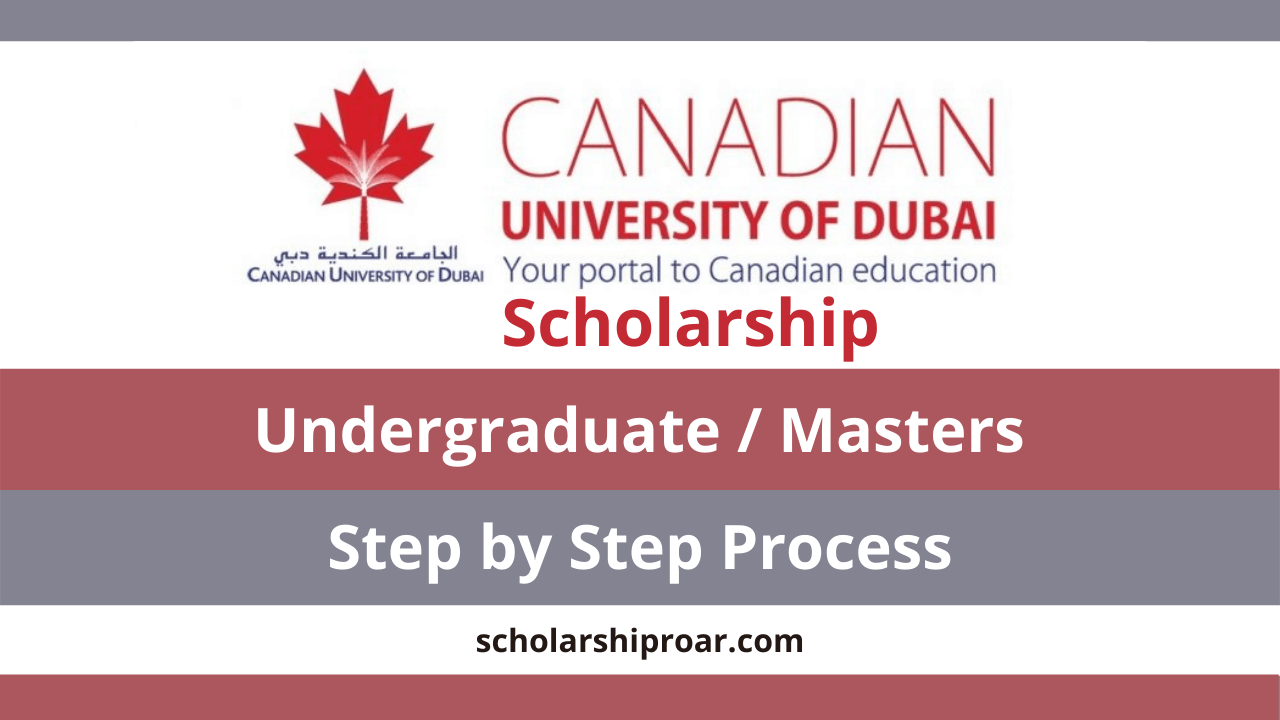 Canadian University Dubai Scholarship