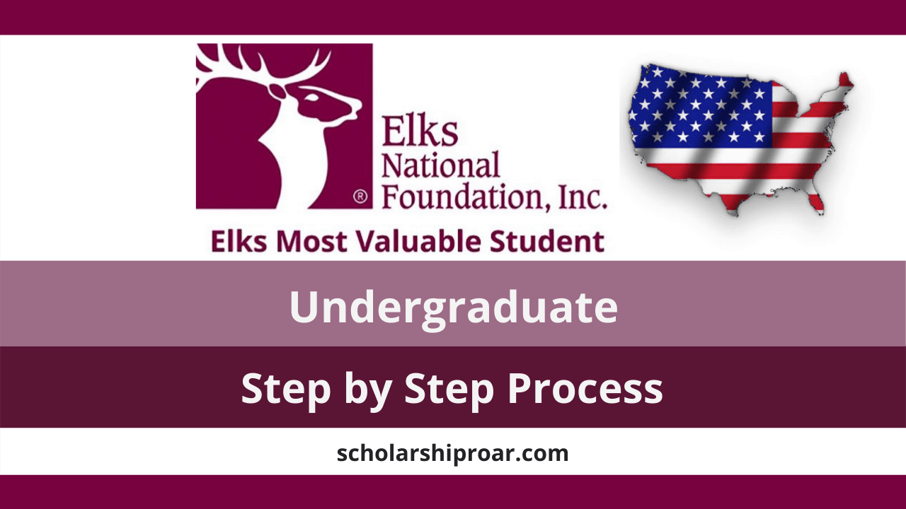 Elks National Foundation Scholarship Program