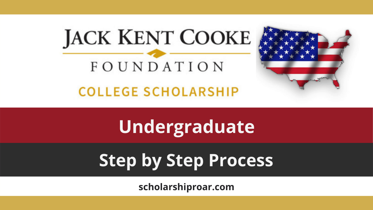 Jack Kent Cooke Foundation College Scholarship