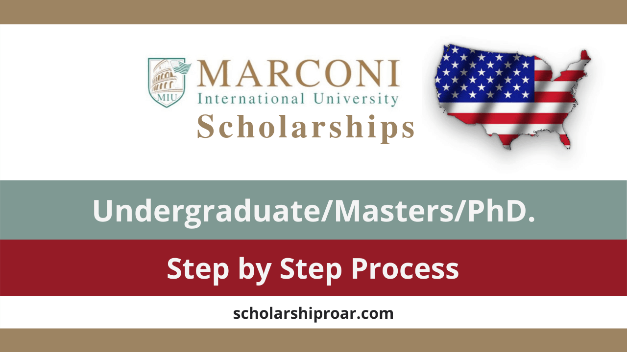 Marconi International University Scholarship