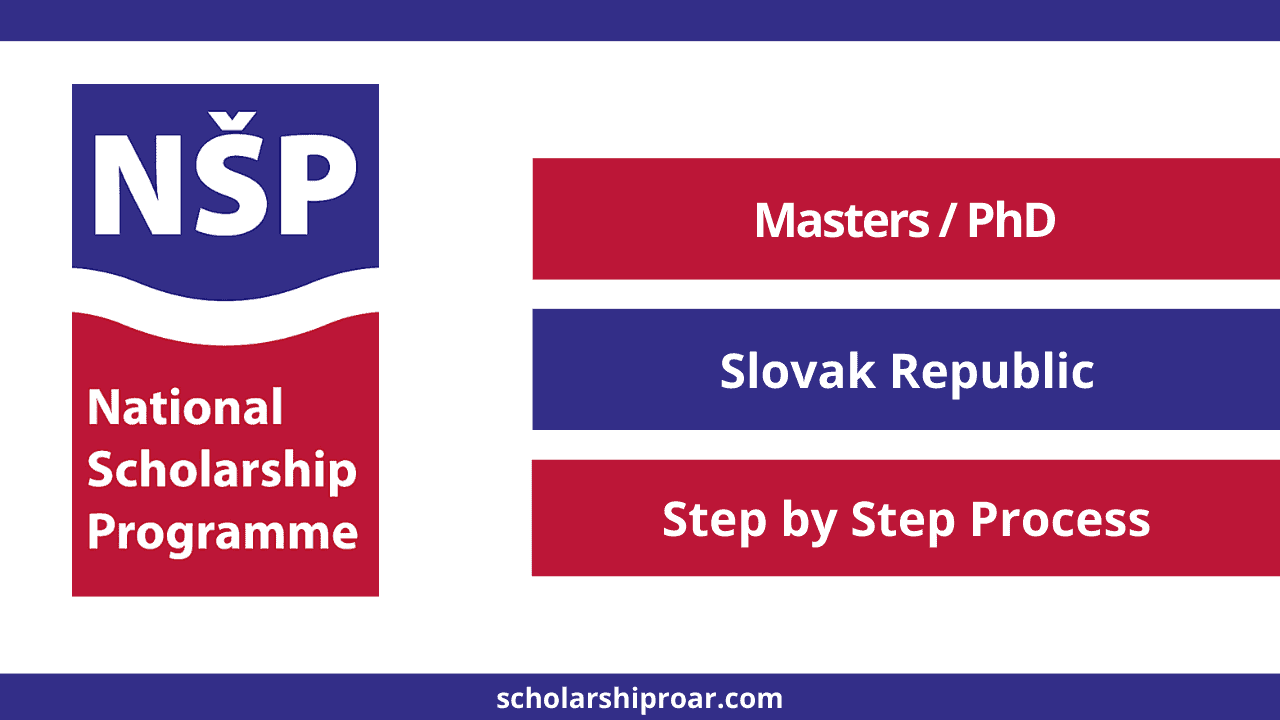 National Scholarship Programme of the Slovak Republic