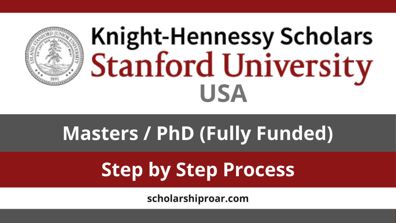Knight Hennesy Scholarship